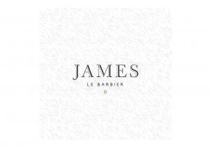 James Barbier à Strasbourg - Logo